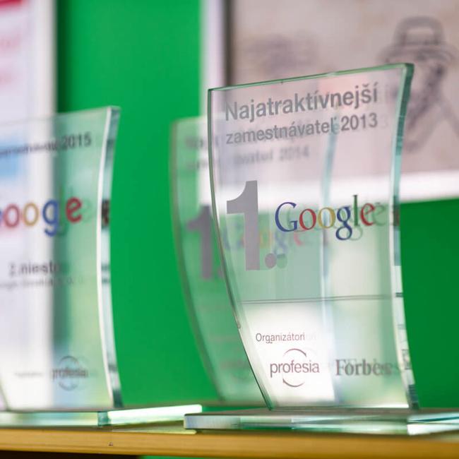 Projekty v Googli - Google