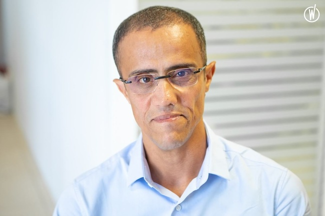 Rencontrez Djamel, CEO - Spartner Consulting