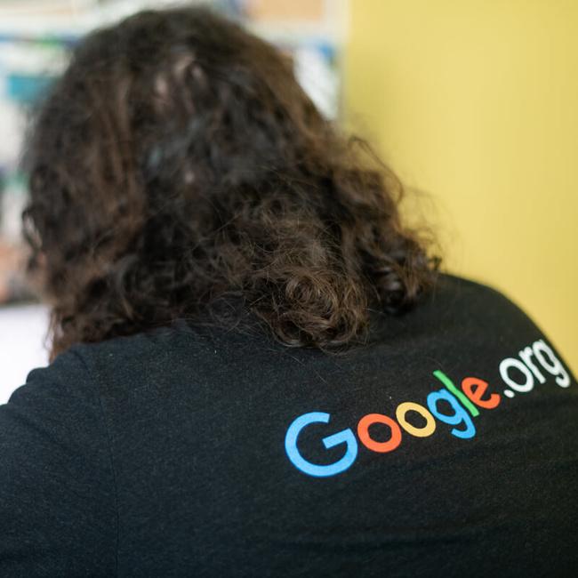 5 slov o Googli - Google