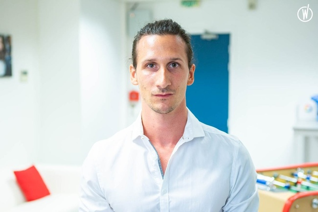 Rencontrez Anthony, Chef de projet SEO SEA - L'Agence Web