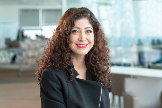 Rencontrez Yasmine, International Innovation Manager - ENGIE Groupe
