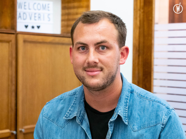 Rencontrez Thomas, Lead développeur Front end