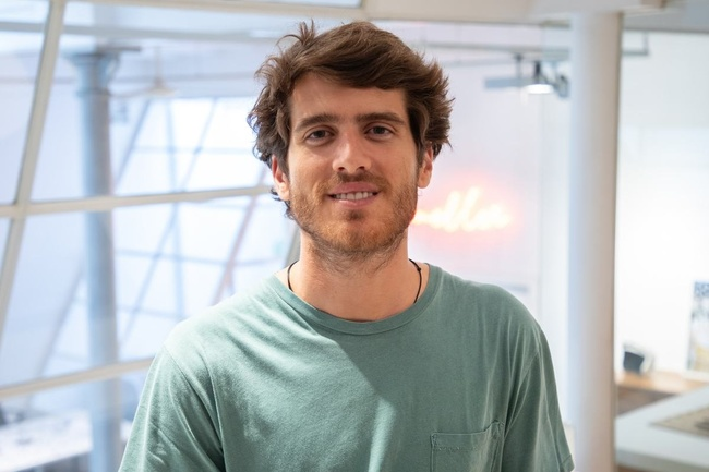 Conoce a Sergi, Co CEO & Co Founder