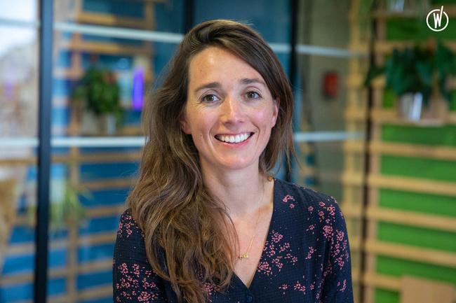 Rencontrez Clémence, Marketing Manager - Klépierre