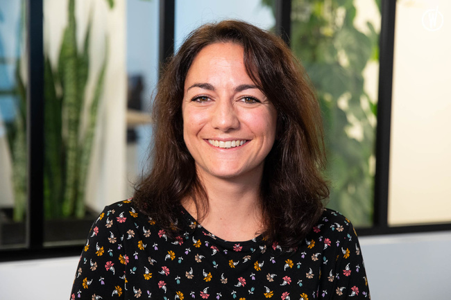 Rencontrez Luce, Chef de produit Afrique - Terres d'Aventure