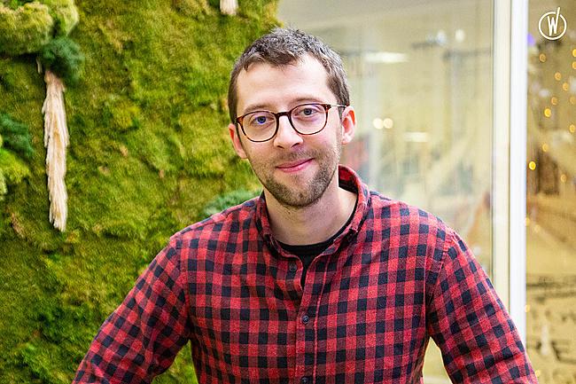 Rencontrez Quentin, Développeur Android & iOS - 4D SAS