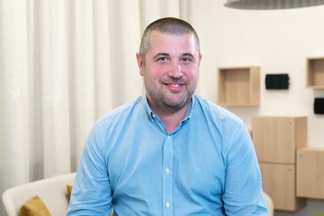Rencontrez Grégory, Chef de projet à l'Innolab de Clermont Ferrand - Atos