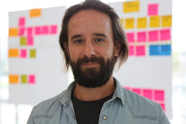 Rencontrez Jérôme, Digital Channels Director