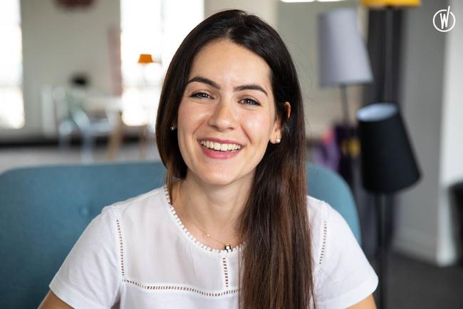Rencontrez Eliane, CEO & Co founder - MonBuilding