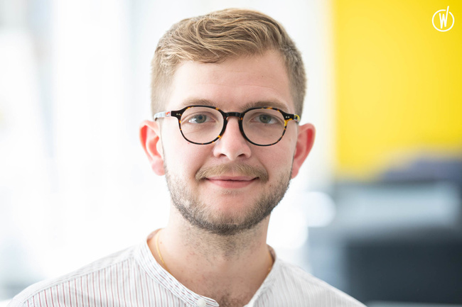 Rencontrez Louis, Digital and Marketing Manager - LittleBIG Connection