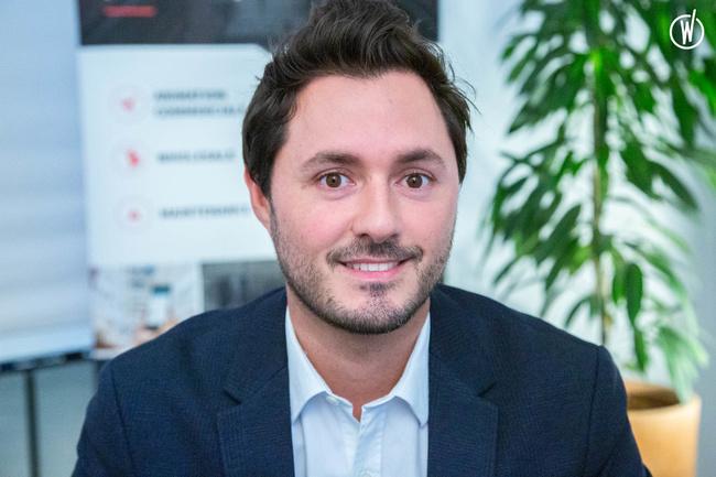 Meet Jonathan, Co fondateur & COO - SimpliField