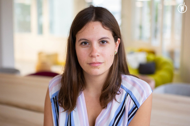 Rencontrez Hélène, Co-fondatrice, Directrice Générale Adjointe - Happineo