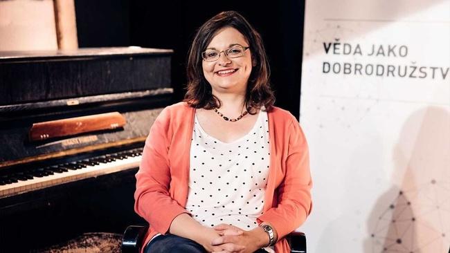 Hanka Valentová, Spoluzakladatelka Science Café v ČR - Science Café