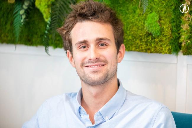 Rencontrez Mathieu, Responsable Développement et Partenariat - INCO