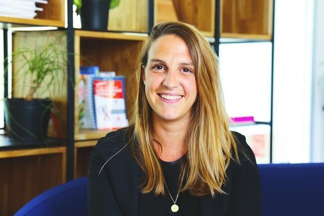 Rencontrez Anne-Sophie, Co-Directrice, RAISESHERPAS - RAISE