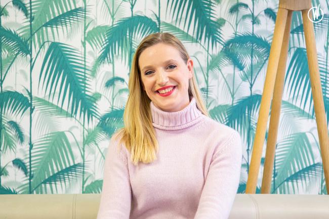 Rencontrez Marianne, Brand manager - Uni-médias