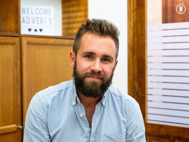 Rencontrez Alexandre, Directeur de projet en charge du planning stratégique