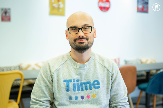 Rencontrez Matthieu, Account Manager - Tiime