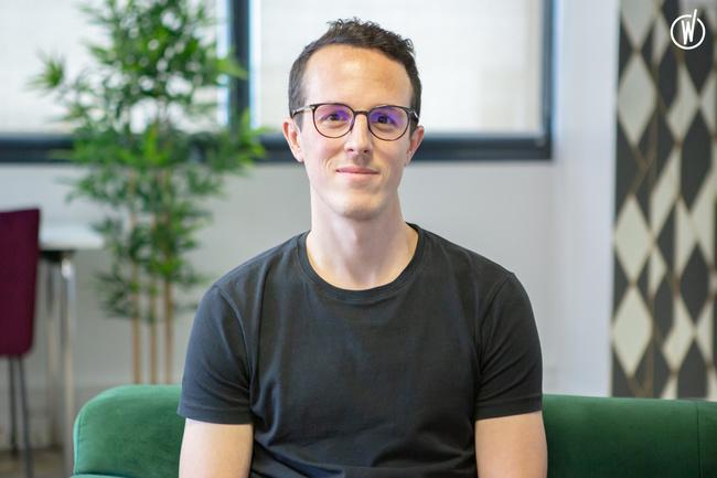 Rencontrez Maxime, Account Manager - Unlatch