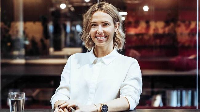 Nina Moravcová, HR Director v Dentsu Aegis Network - Dentsu Aegis Network
