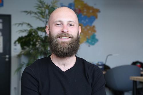 Rencontrez Guillaume, CMO