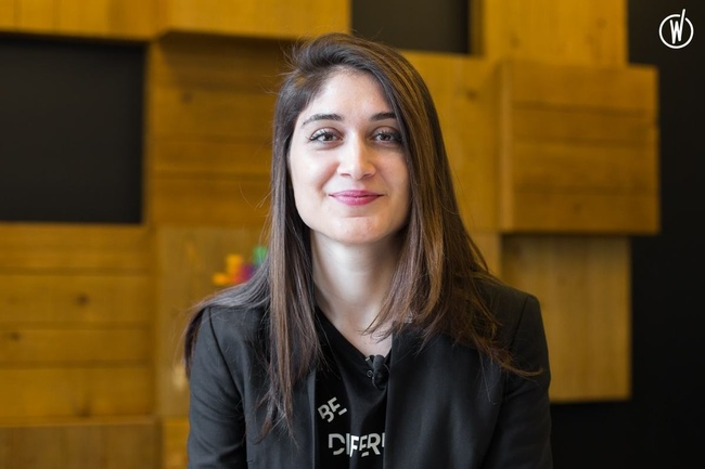 Meet Ece, Corporate Strategy Manager - Deezer
