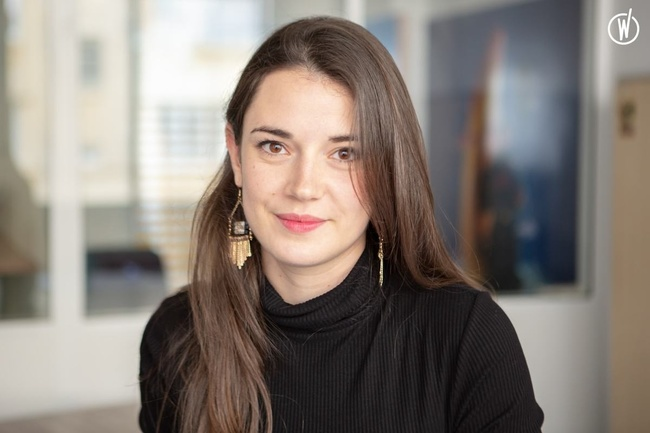 Rencontrez Solène, Account Manager - Ceetiz