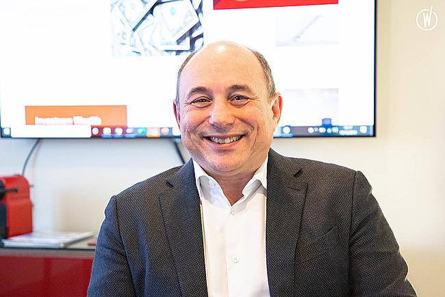 Rencontrez Philippe, Président & Associé - Investeam