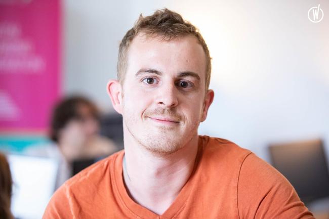 Rencontrez Loic, CTO - Lead Tech - E-TIPI LEARNING