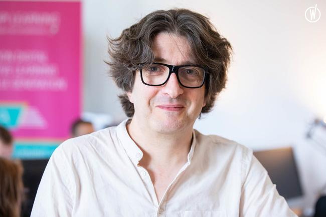 Rencontrez Elian, CEO - E-TIPI LEARNING