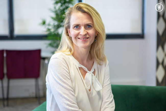 Rencontrez Amélie, Directrice Commerciale - Unlatch