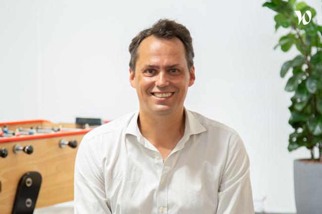 Rencontrez Sebastien, CEO - antadis
