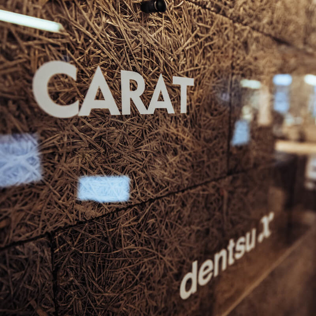 Agentura Carat - Dentsu Aegis Network