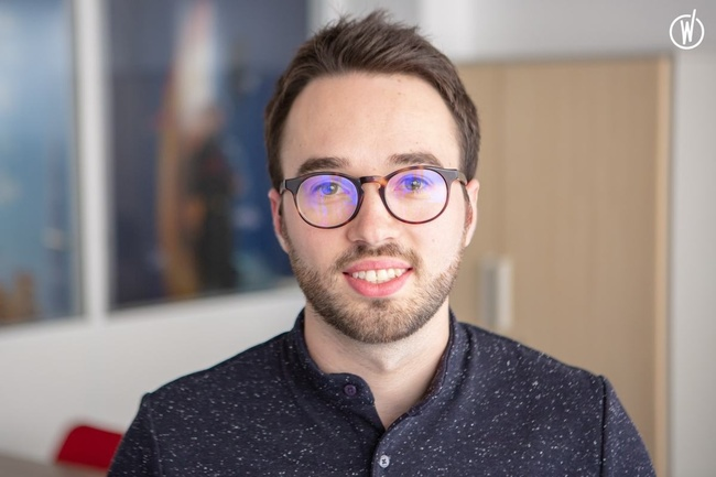 Meet Florent, Back End Developer - Ceetiz