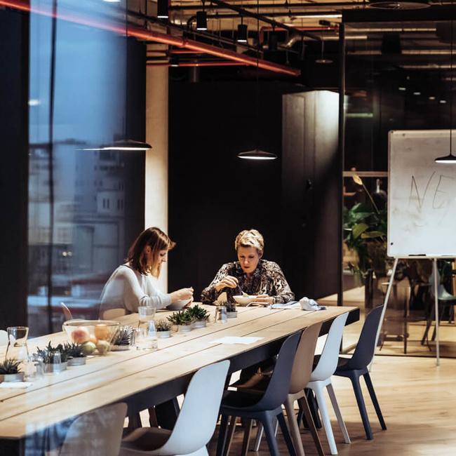 Chemistry café - Dentsu Aegis Network