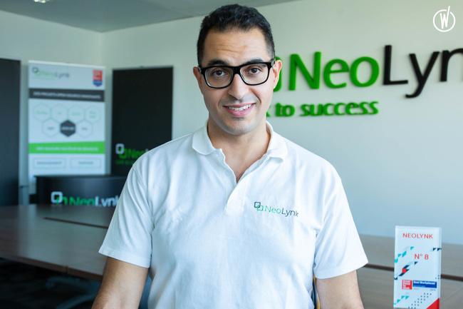 Conoce a Rafik, director técnico - NeoLynk