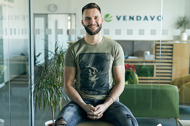 Vladimír, Development Engineer - Vendavo