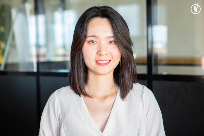 Rencontrez Wenyun, Project Manager, Marketing Chine