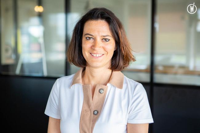 Rencontrez Caroline, Founder & CEO