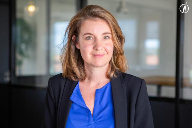 Rencontrez Charlotte, Directrice de Clientèle