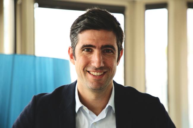 Rencontrez Julien, Directeur des départements Television et Internet