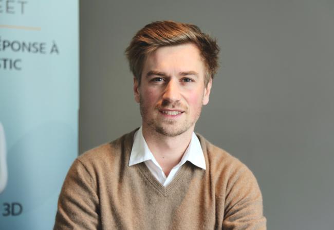 Rencontrez Maxime, Business & Marketing Development Manager
