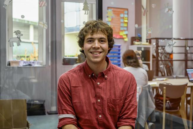 Rencontrez Romain, Concepteur pédagogique - Magic Makers