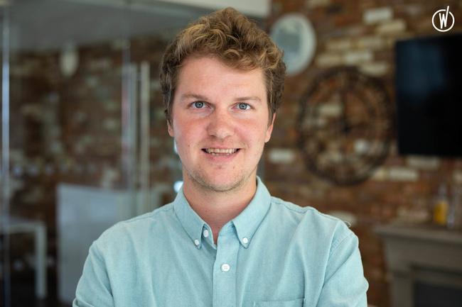 Rencontrez Paul, Sales Development Representative  - Houzz