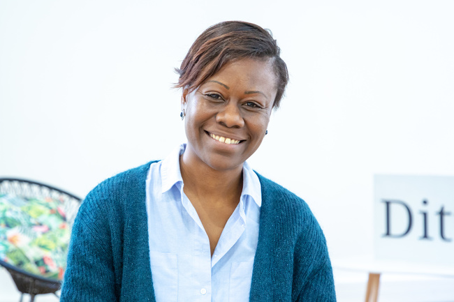 Meet Roseline, KYC Manager