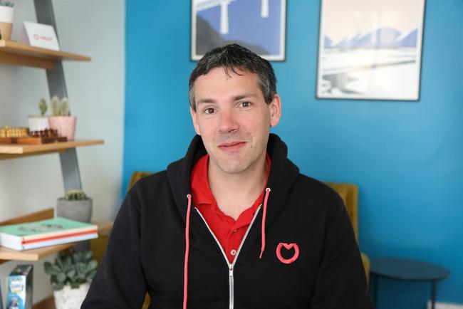 Meet Laurent, Co-Founder CTO