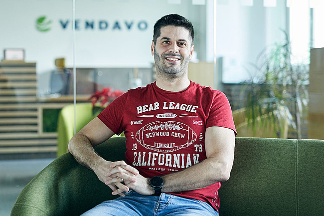 Honza, Lead Solution Engineer - Vendavo