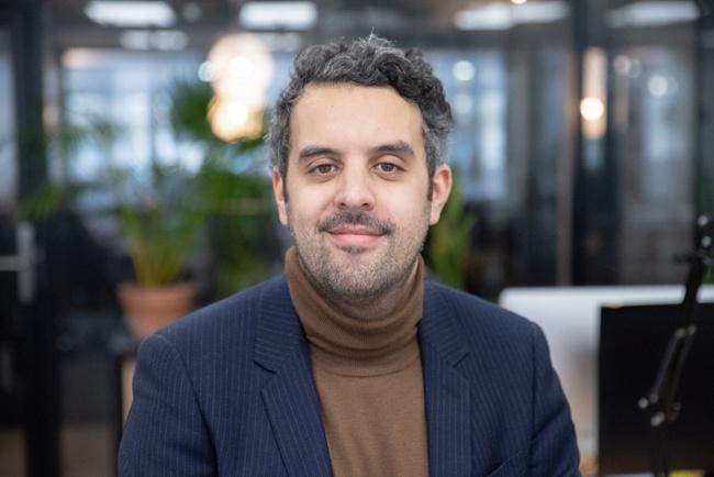 Rencontrez Kamel, Co-fondateur - AUDION