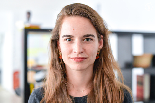 Rencontrez Alexia, Co-fondatrice et CEO - Fifty