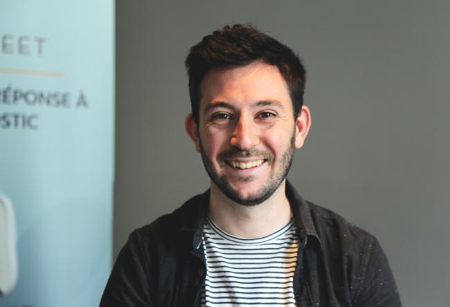 Rencontrez Nicolas, Product Manager